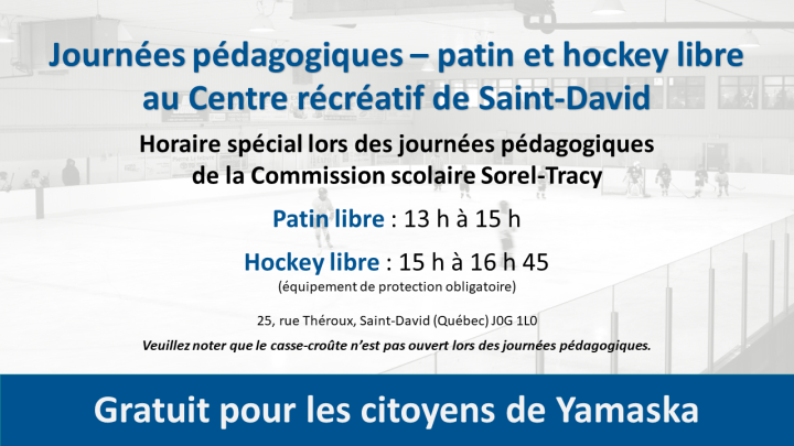 Patin et hockey libre